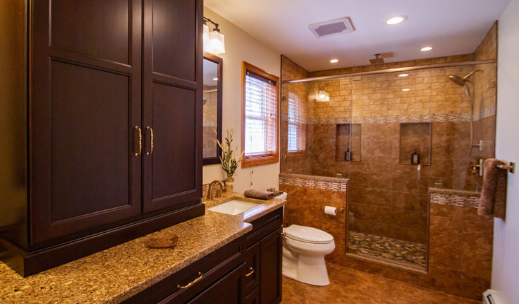 Bathroom Remodel - Old Forge, PA