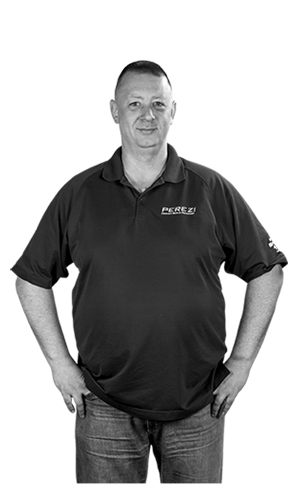 Frank Schoonover-Operations Manager